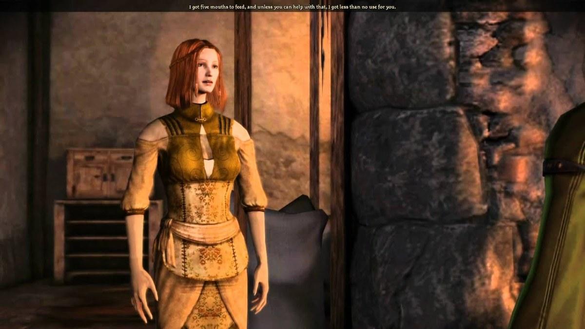 "Goldanna as she appeared in ""Origins."""