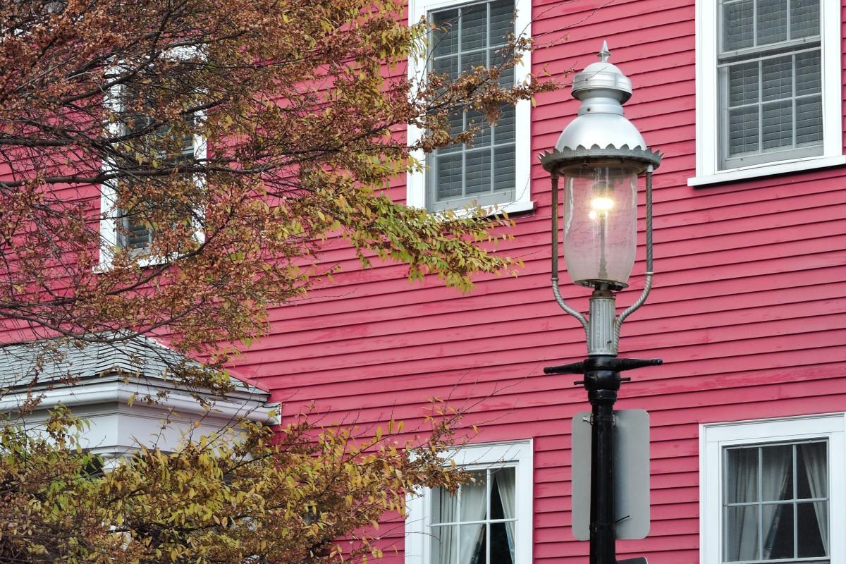 Exhibit 3: Walk in Boston # 5, the Historic Charlestown