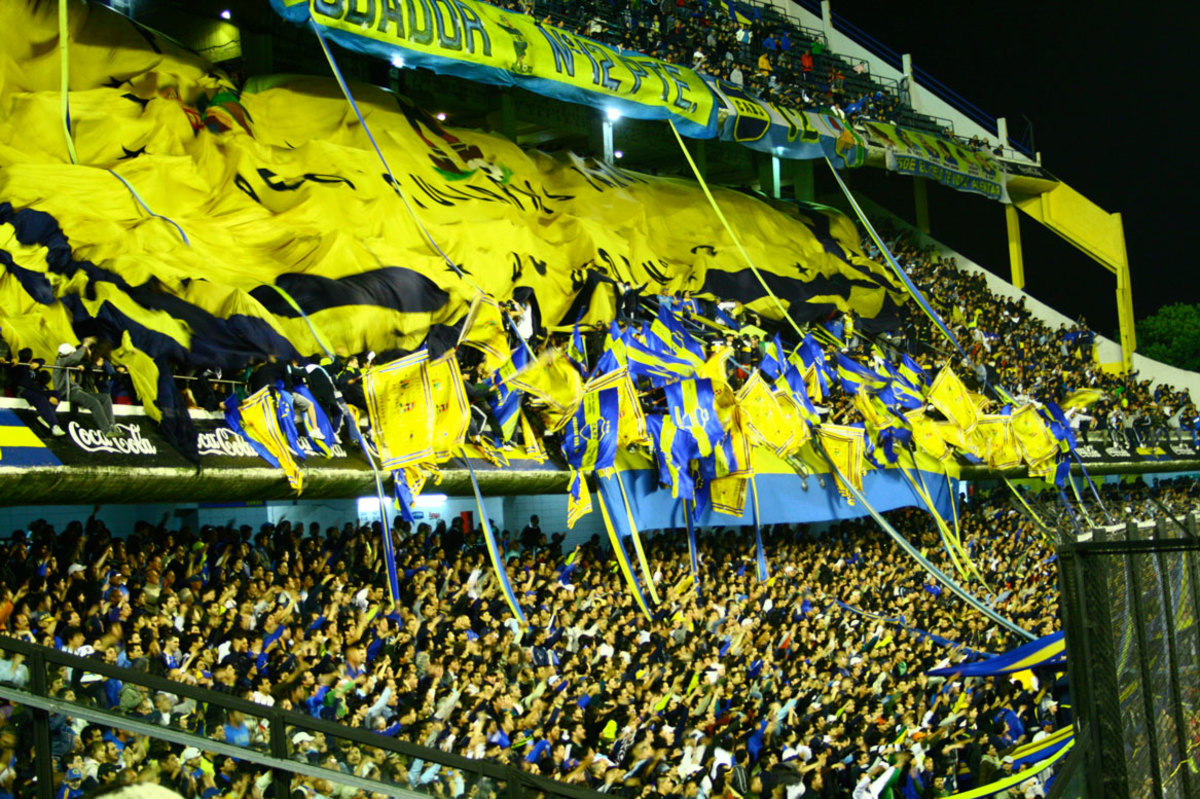 The Superclásico is one of the biggest derbies in South America.