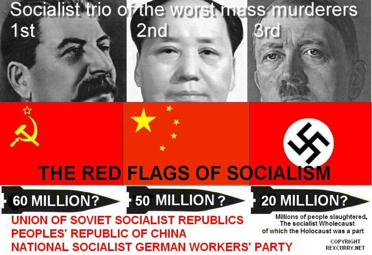 THREE TYPICAL SOCIALISTS
