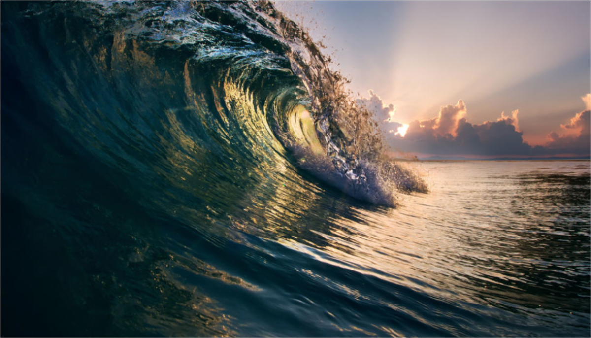 If the earth suddenly stopped, The sea, which rests on the earth's surface, would come flying out of the ocean floor, causing massive international tsunamis.
