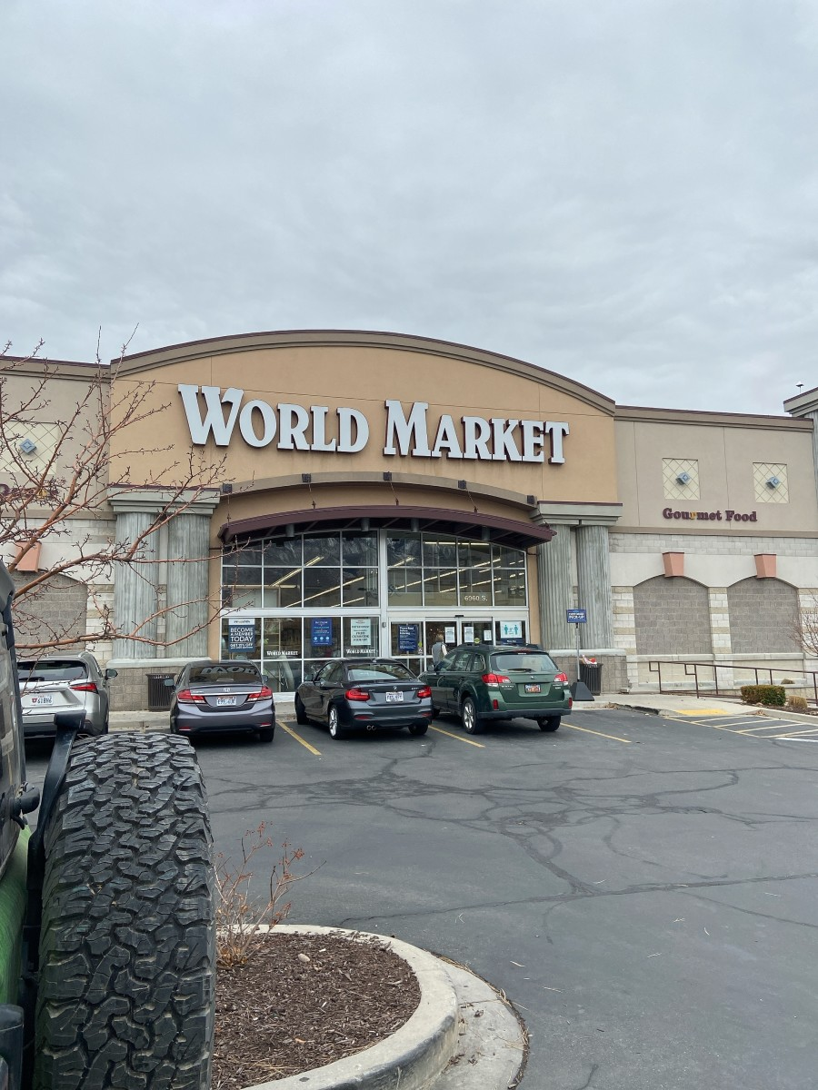 World Market: Perfect Layover to Shop Around the World