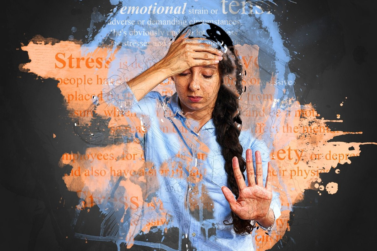 It's amazing how much easier it is to be stressed out -- being very busy in mind, than relaxed and not do much mentally. One would assume that not doing is easier than doing.