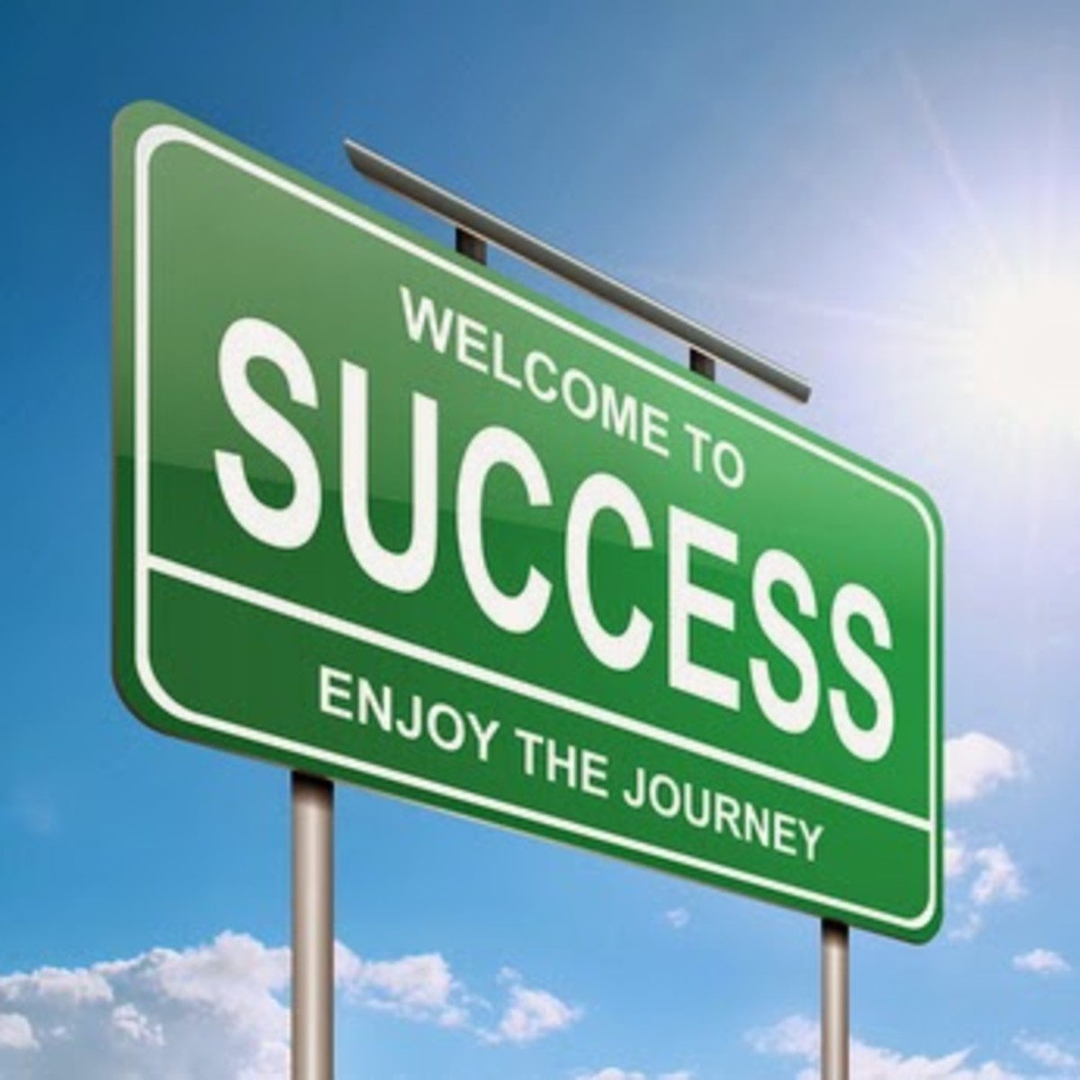 A new beginning to success!