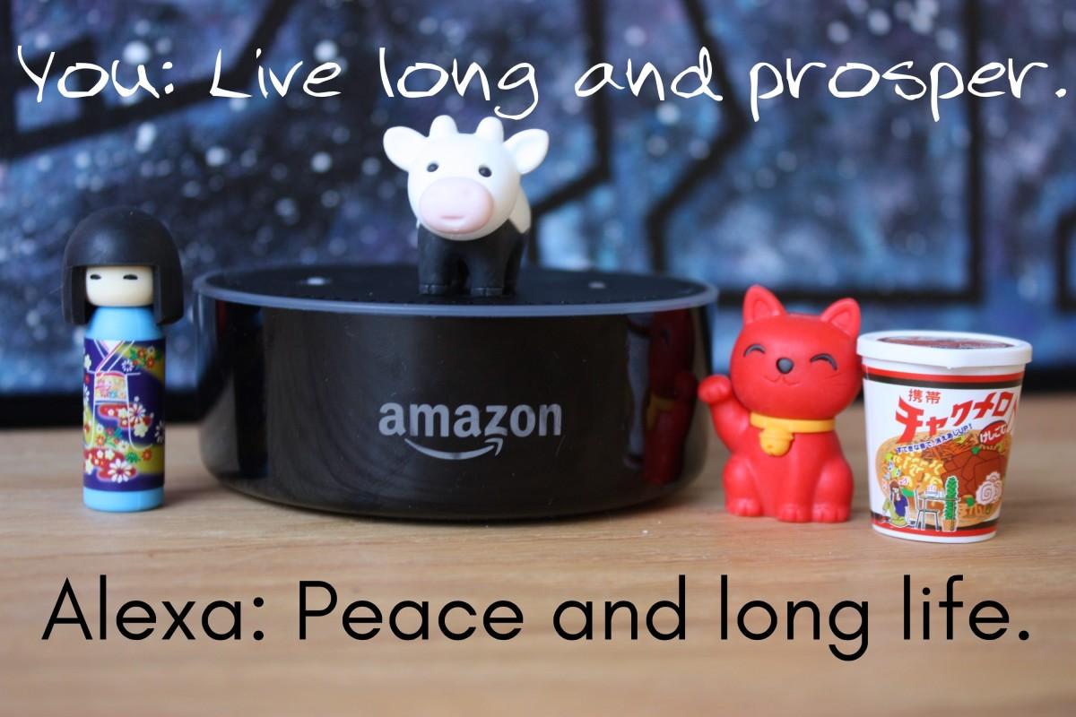 200+ Funny Amazon Alexa Easter Eggs | TurboFuture