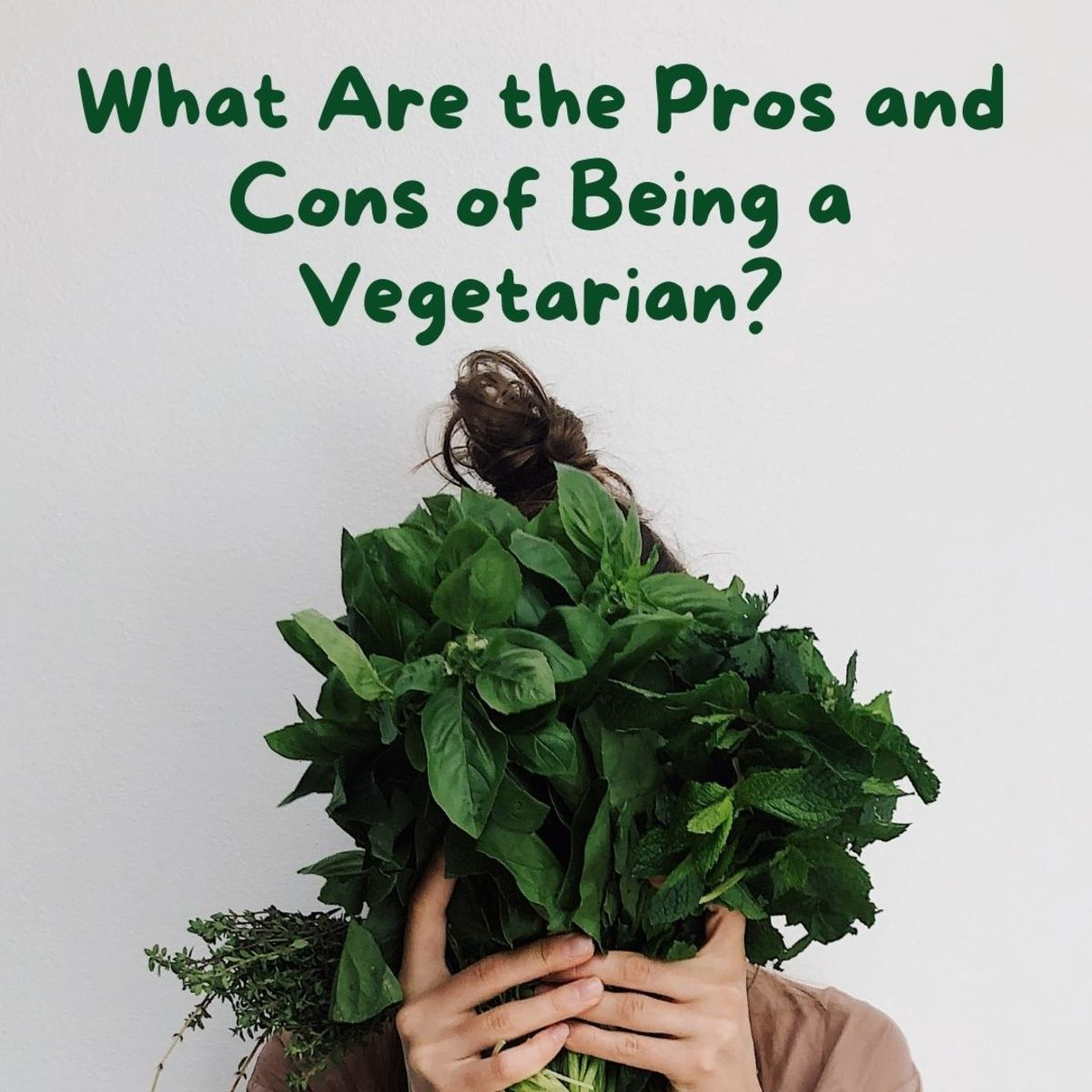 What are the pros and cons of choosing a vegetarian lifestyle?
