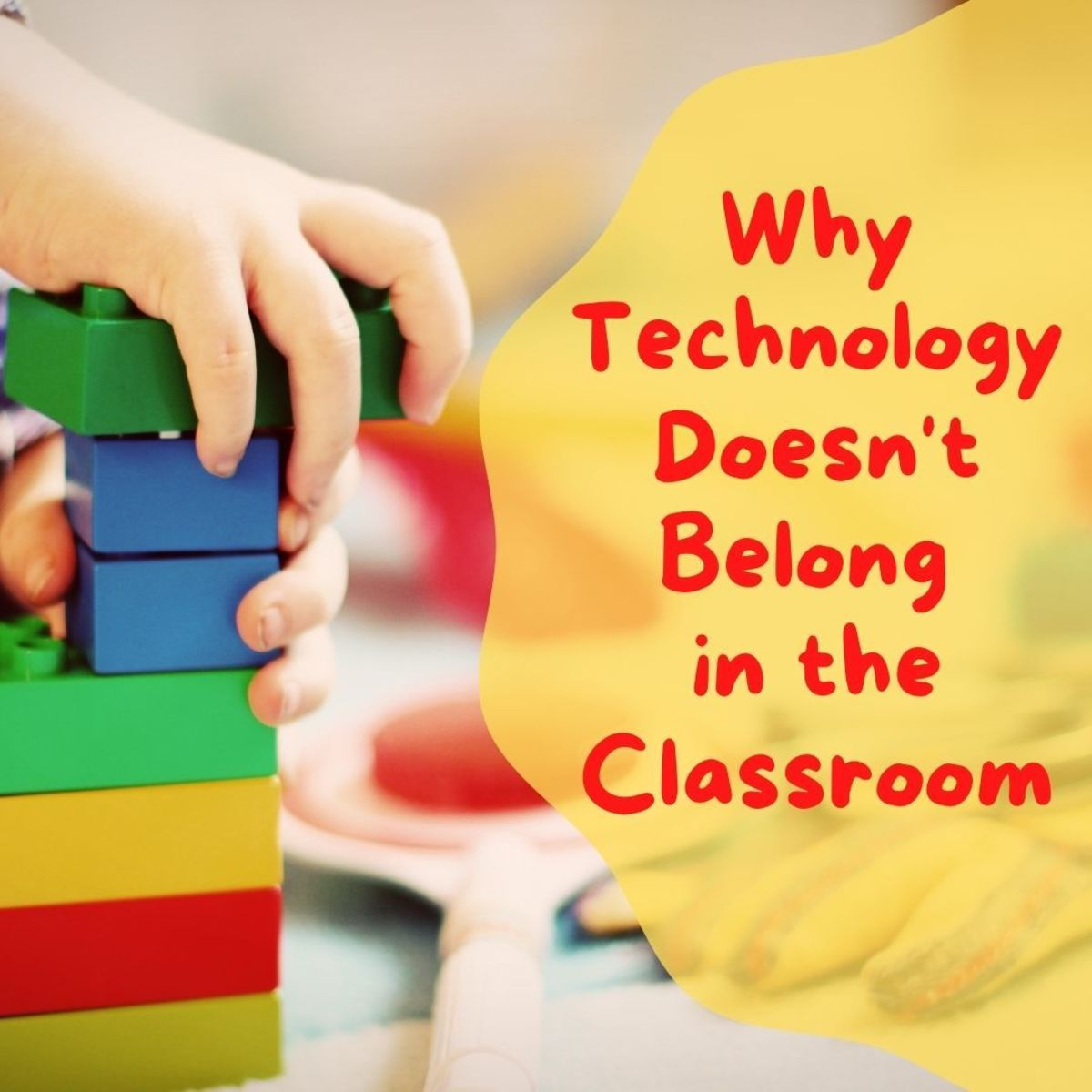 Why technology shouldn't be allowed in modern-day classrooms