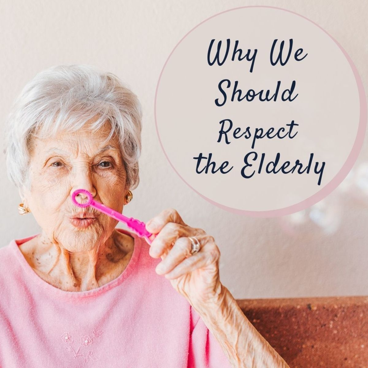 Three reasons why you should respect your elders