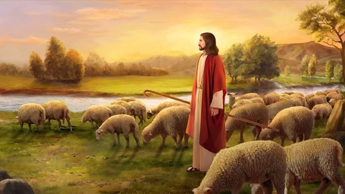 God Our Good Shepherd- Psalm 23