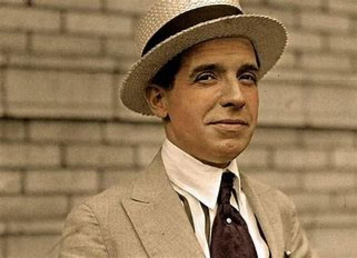 Charles Ponzi: Creator of the Ponzi Scheme