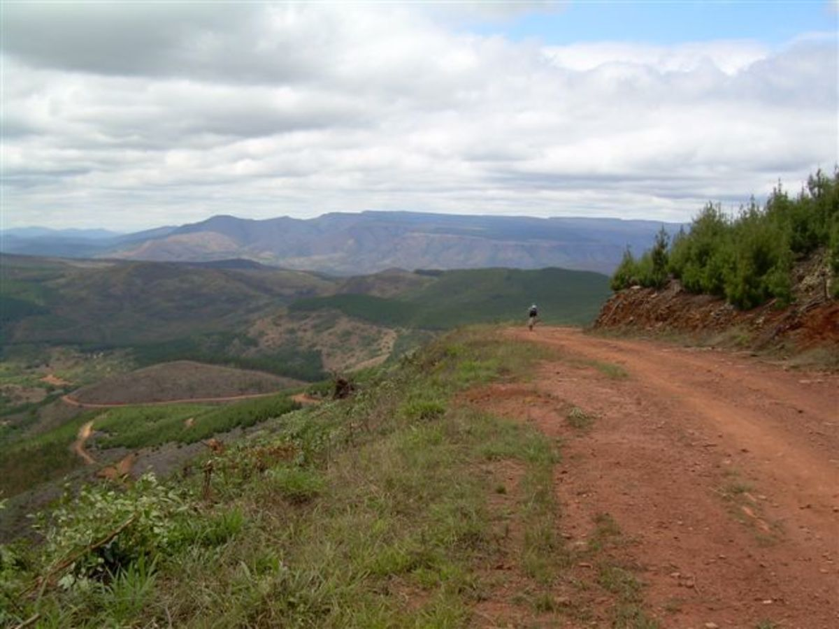 Mankele 3-Towers Stage Race, day 2.
