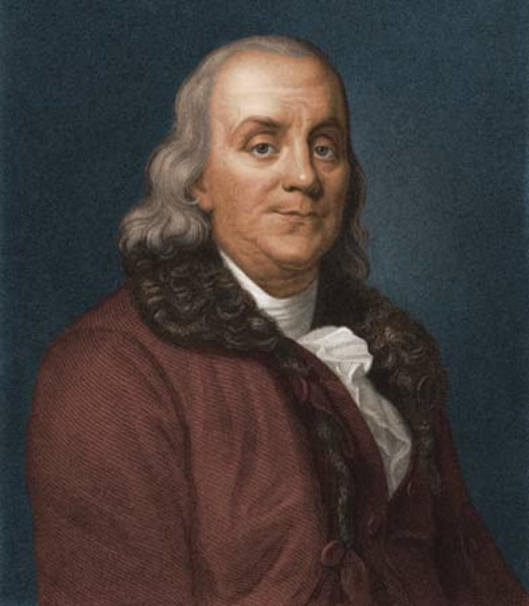 """A Republic Madam, if you can keep it."" - Benjamin Franklin"