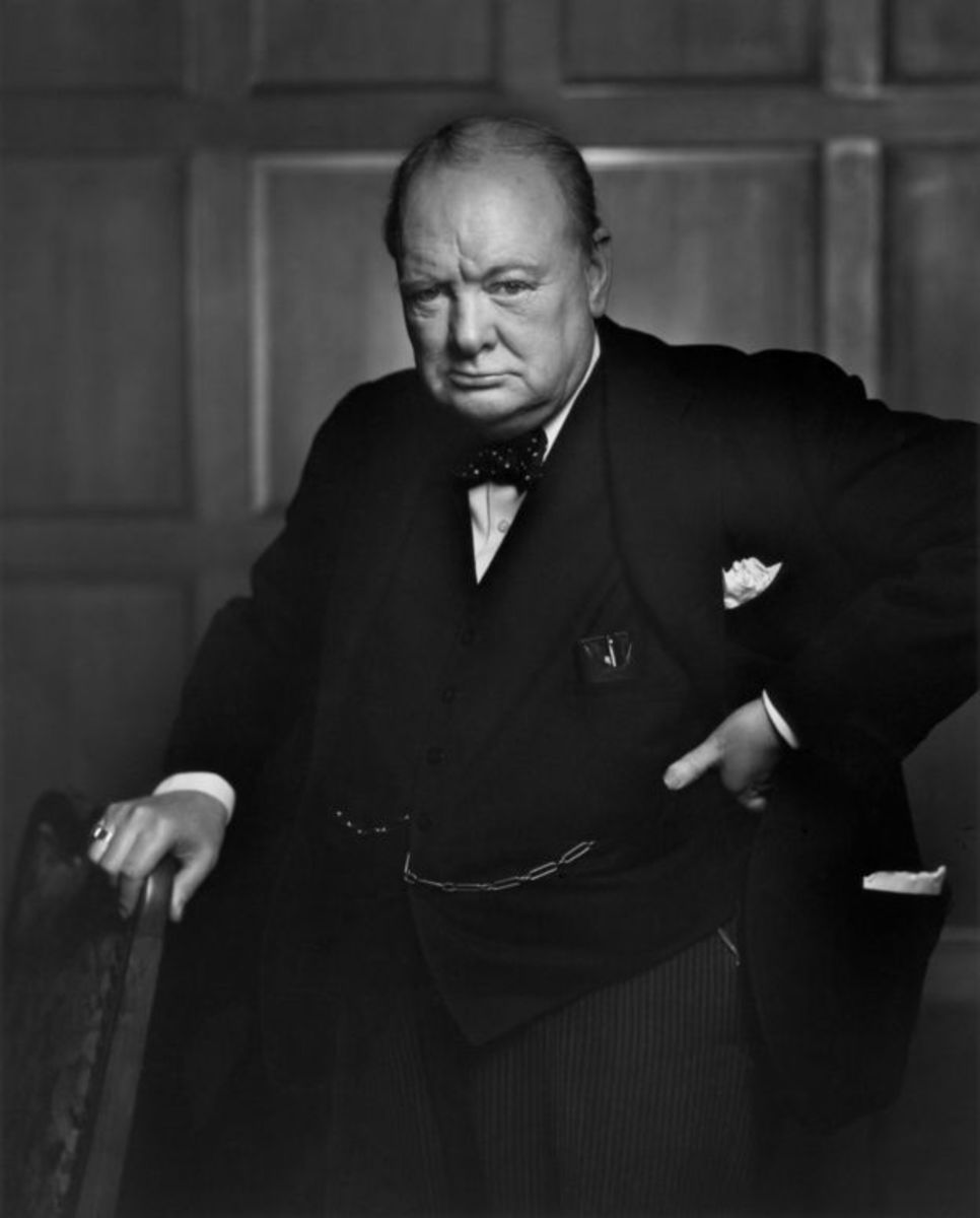 Those who fail to learn from history are doomed to repeat it.  -Sir Winston Churchill