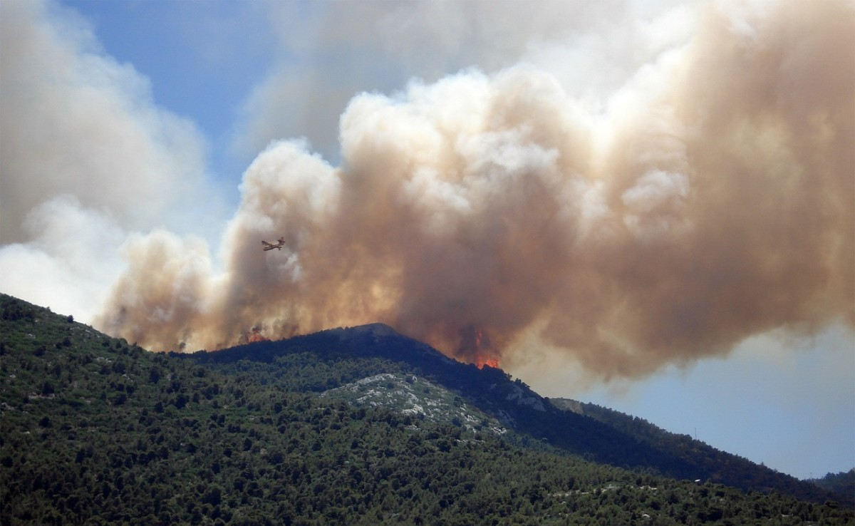 Ongoing wildfires across Colorado have lowered air quality to unhealthy levels in many parts of the state.
