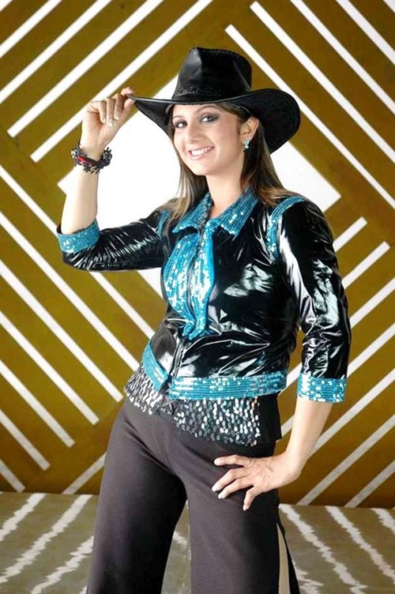 Dressed western