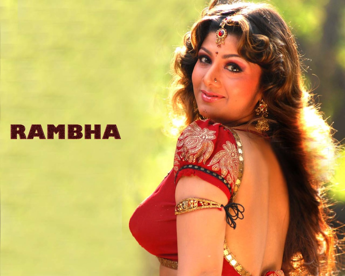 Hot Rambha