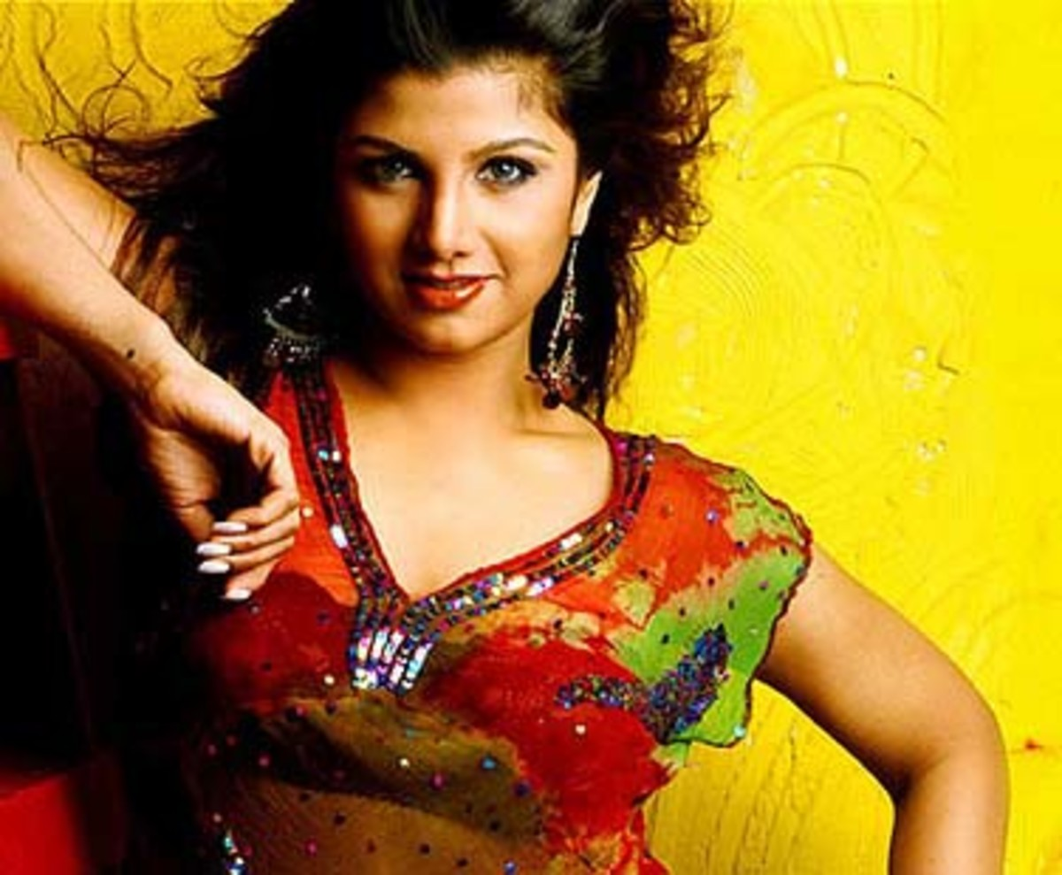 Dancing in the Rambha's smoldering gaze