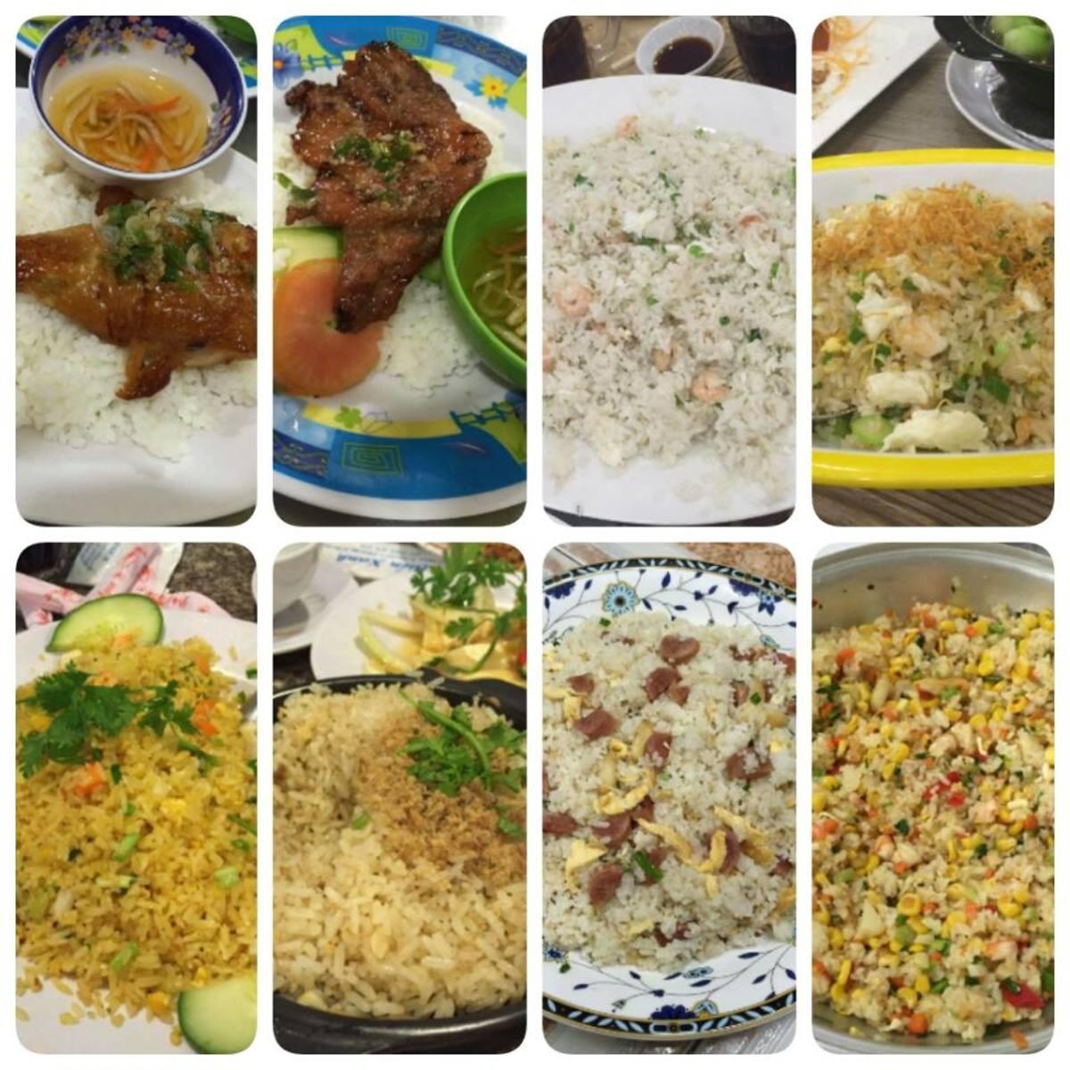 Rice rice!