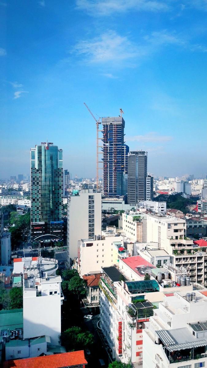Saigon is a nice destination, huh?