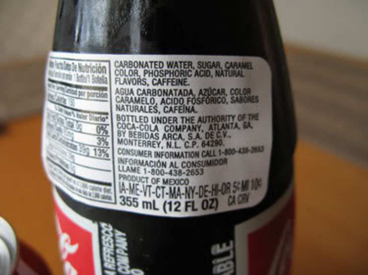 Mexican colas taste different - they taste like my childhood - because they are made with the ingredients of my childhood - sugar not fructose