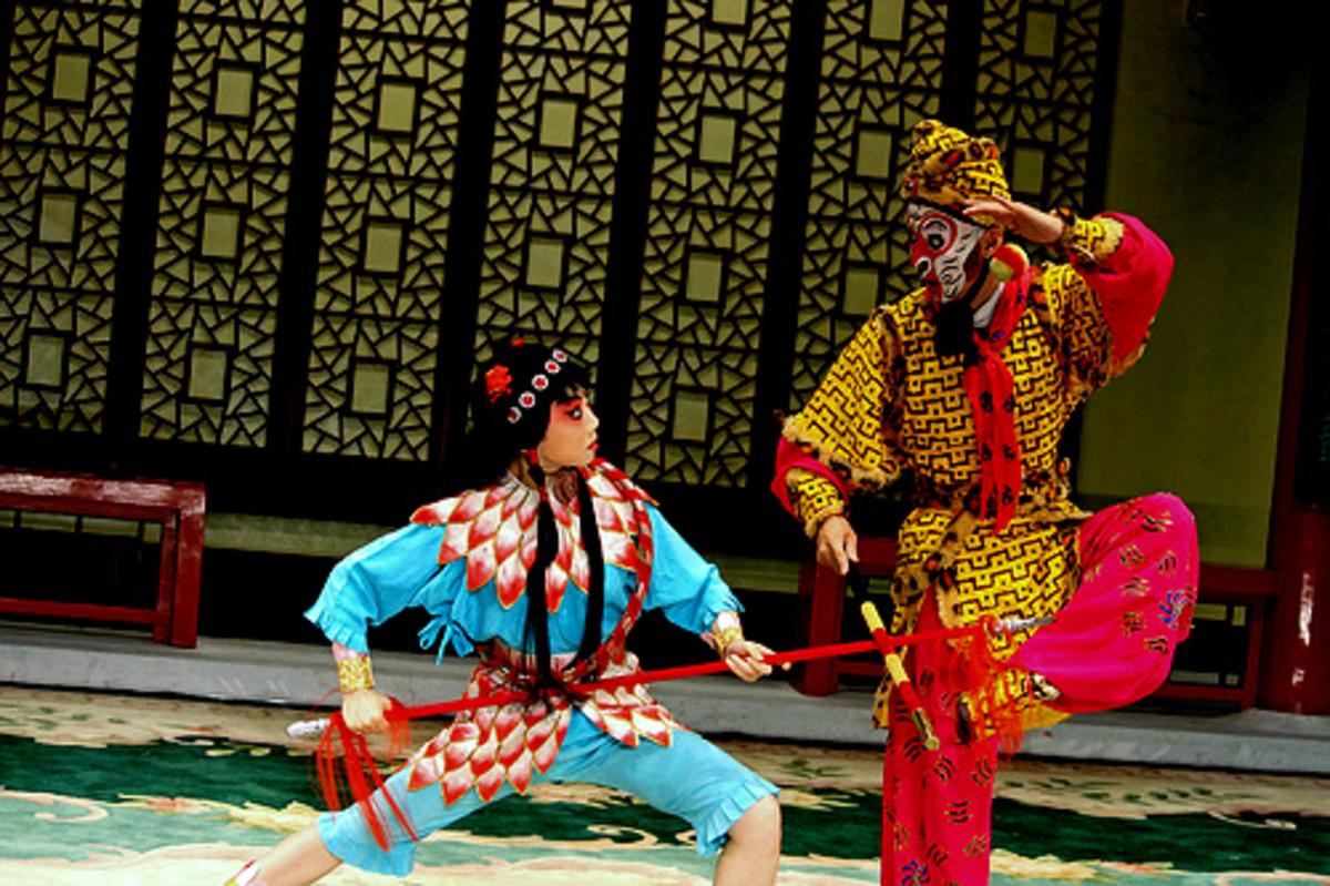 Beijing Opera or also known as Peking Opera