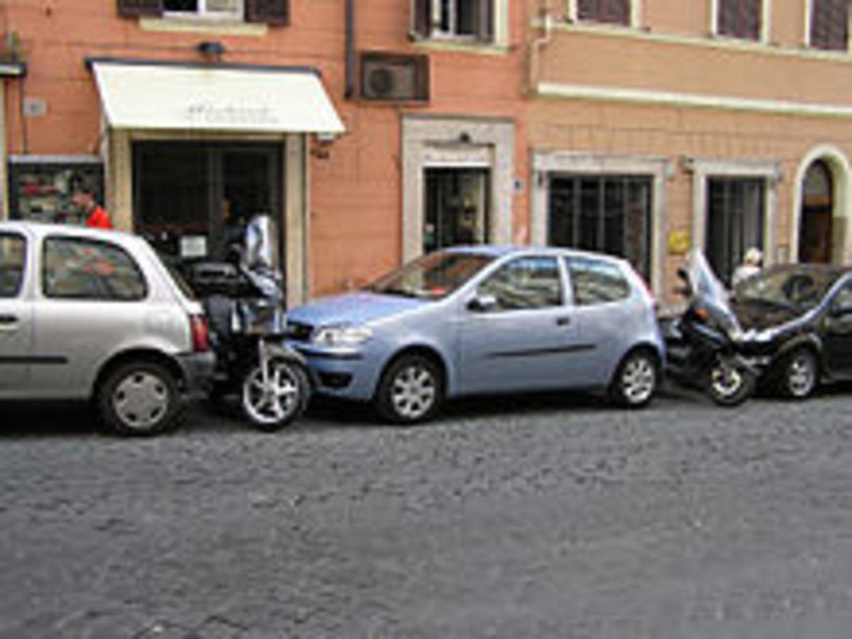 DIY parking sensor