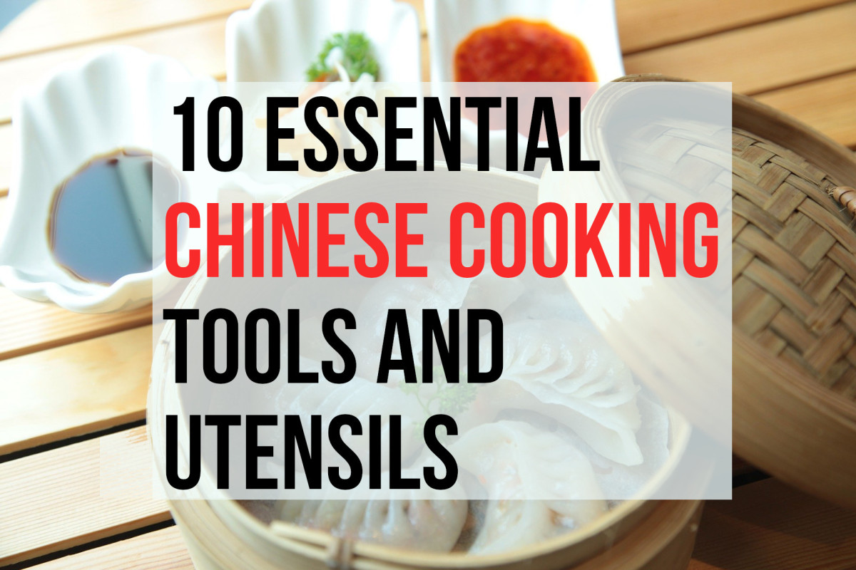 10 Best Chinese Cooking Tools and Utensils