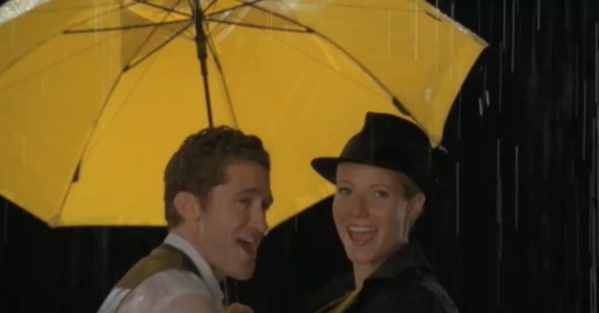Holly Holliday and Will Schuester