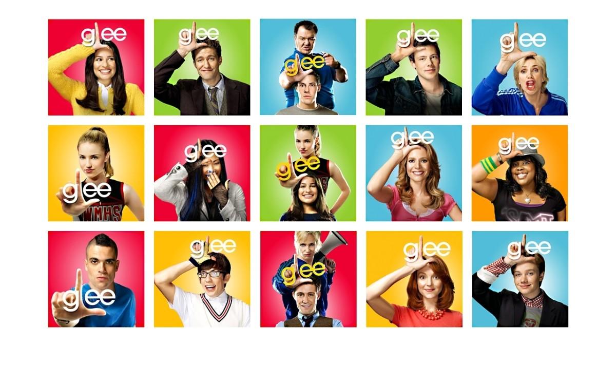 List of Songs from Season 2 of Glee
