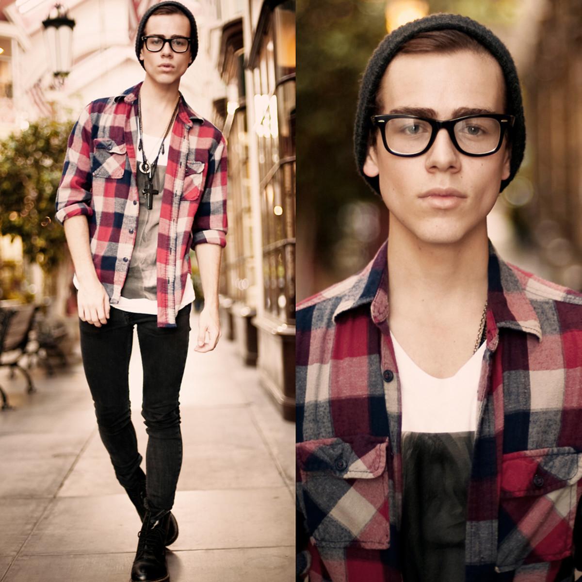 Hipster pastor attire