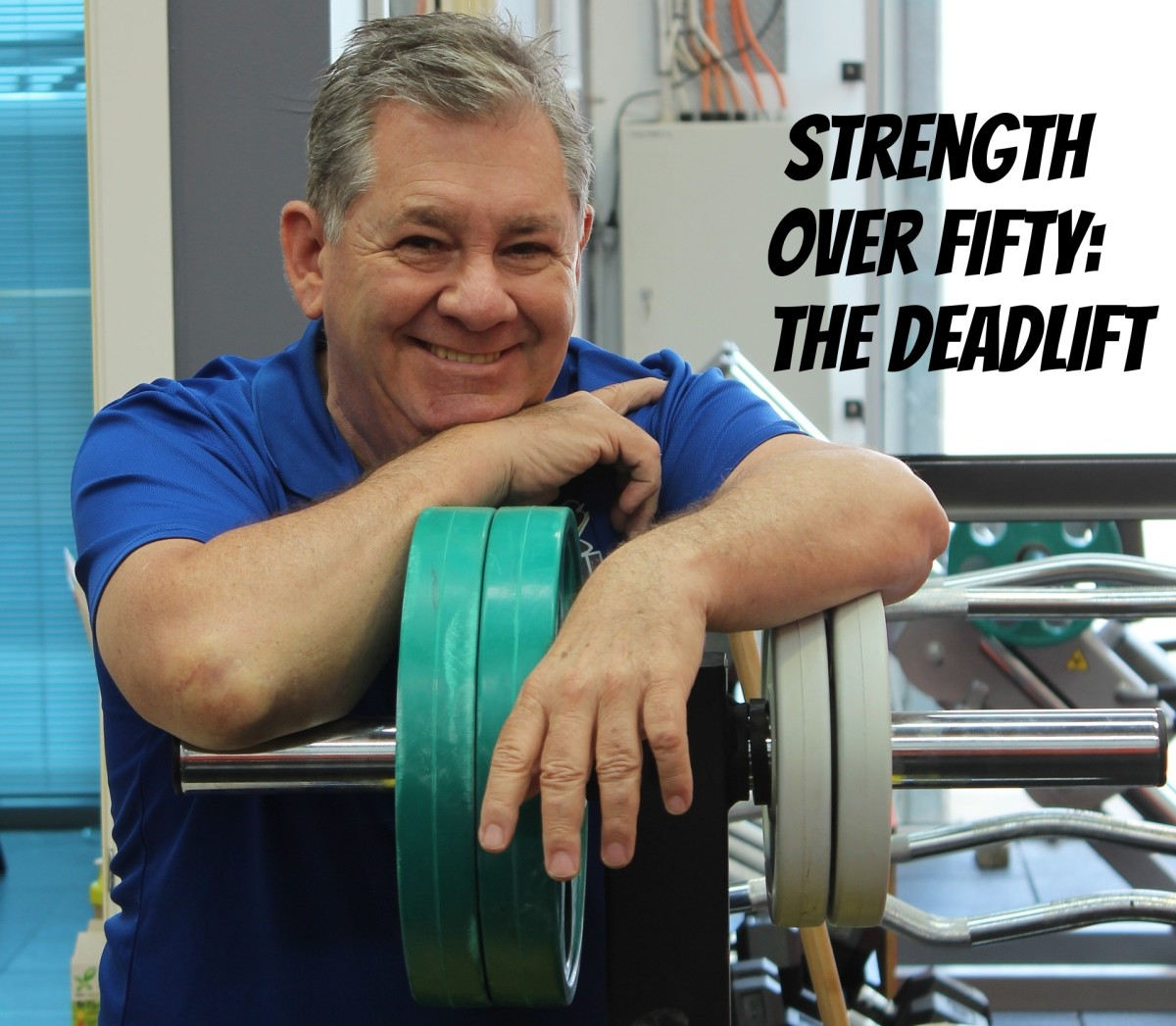 Strength Over Fifty: How the Deadlift Makes Older People Stronger