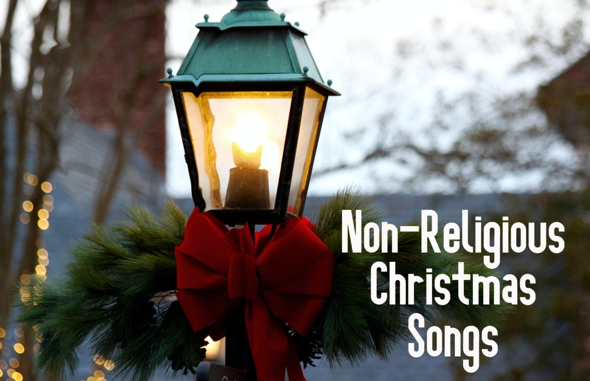 147 Non-Religious Christmas Songs for Your Holiday Playlist
