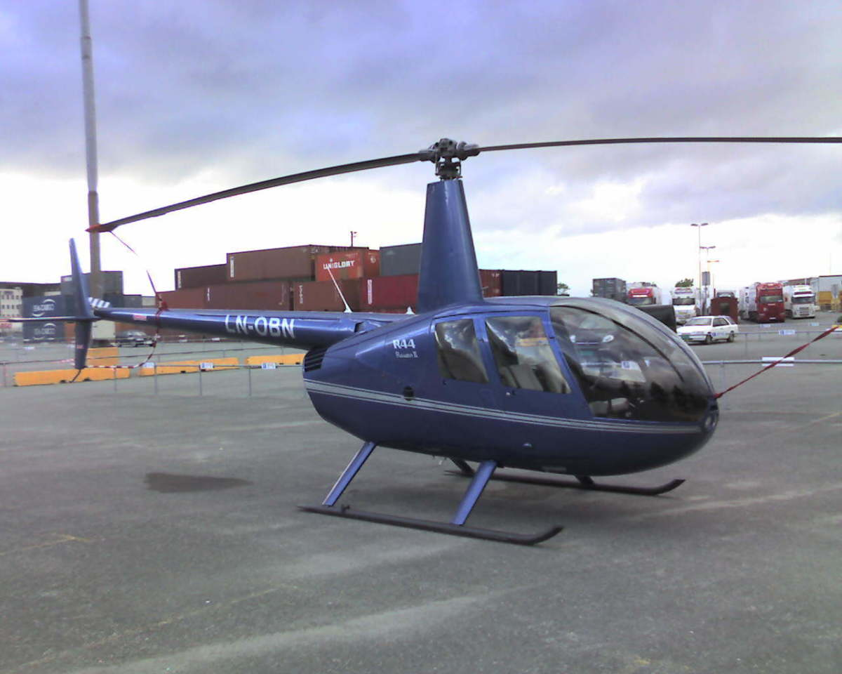 The Raven models are considered by many to be better personal helicopters than the R22, but they come at higher prices. (Pictured is the Raven II.)