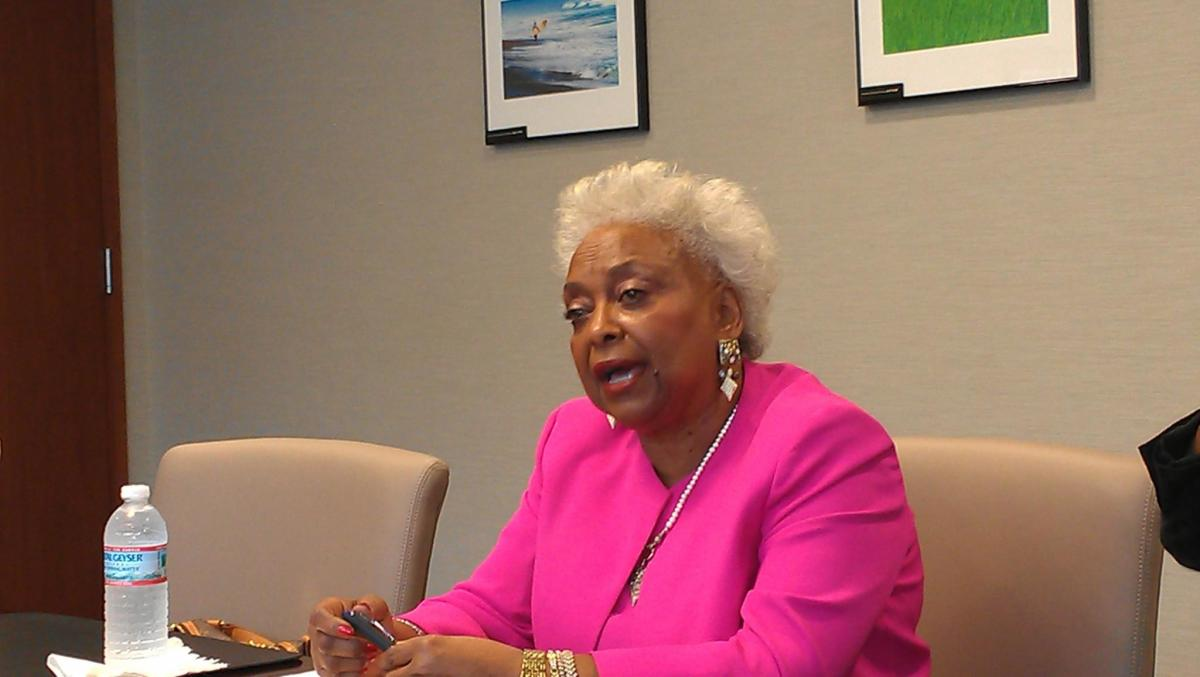 Broward County Election Supervisor Brenda Snipes