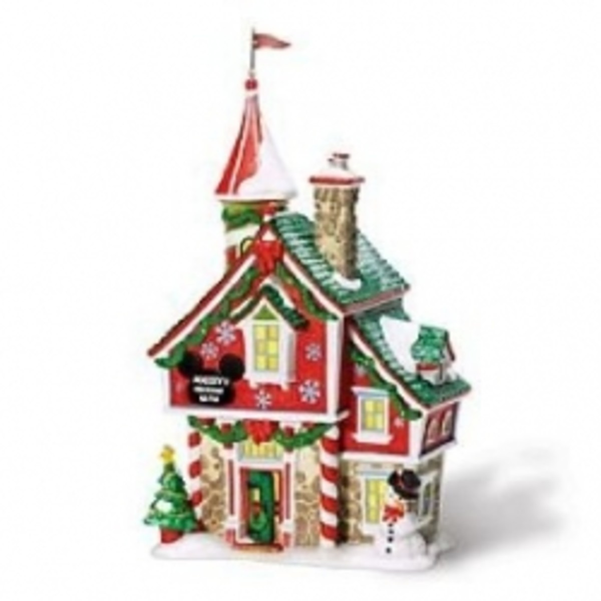 Build a Disney Christmas Village!