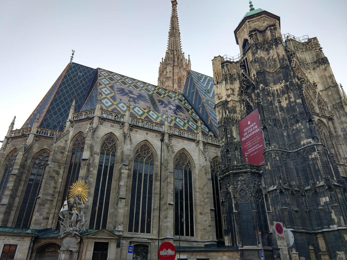 Saint Stephen's Cathedral - Austria, Vienna