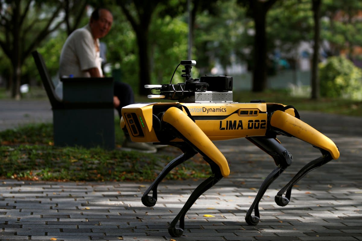 5 Incredible Robots Who are Helping Us Effectively Deal with the Coronavirus Pandemic