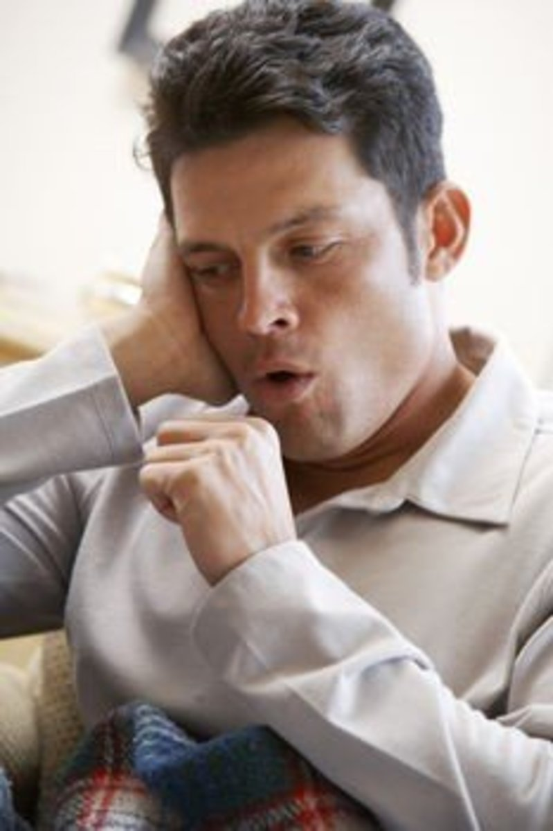 how to help stop coughing