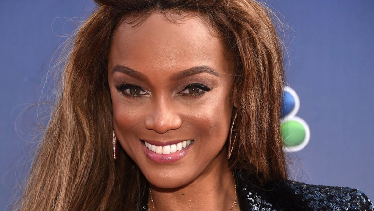 Tyra Banks' birthday is December 4.