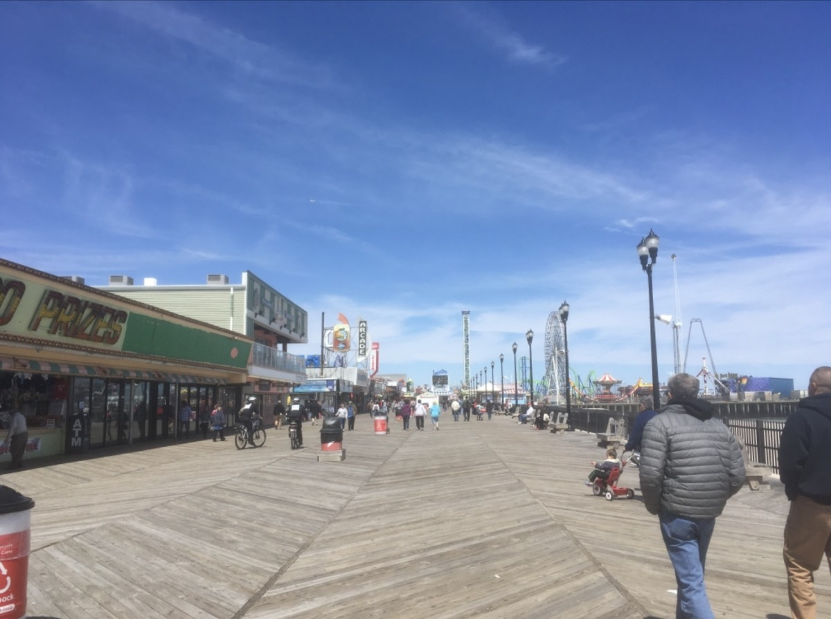 Poems From the Jersey Shore 21