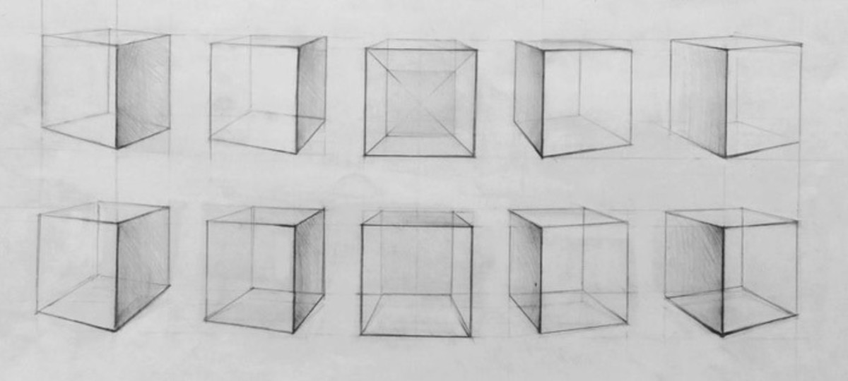 Master the Perspective Drawing