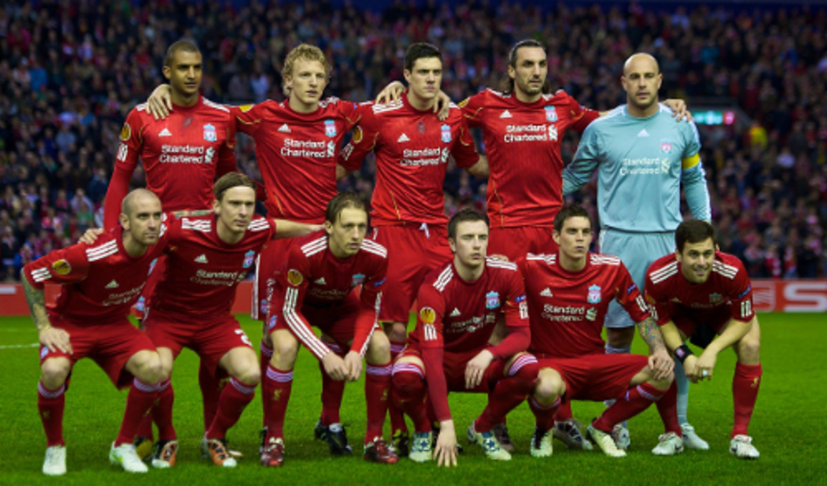 Remembering Liverpool Fc's 2010/11 Season, the Start of the