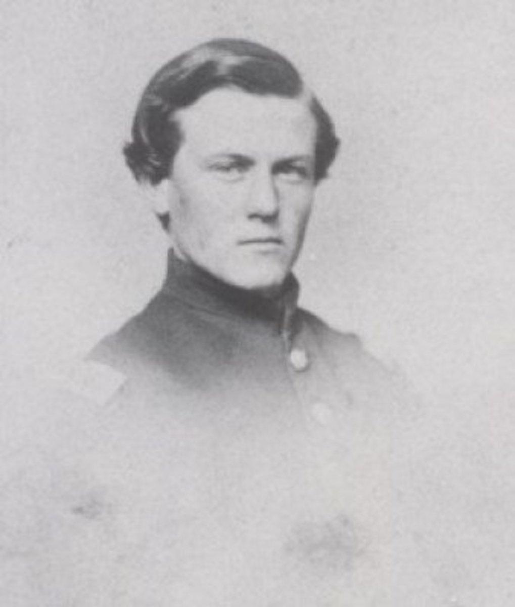 Private Oliver Wilcox Norton