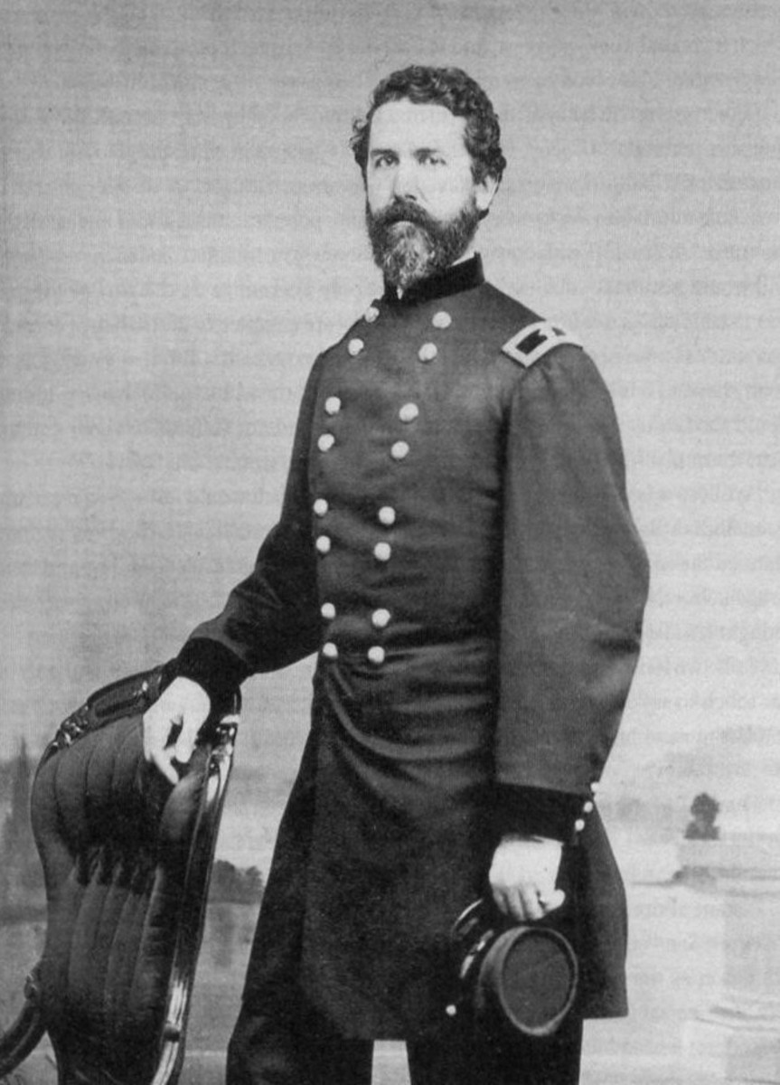 Captain John C. Tidball