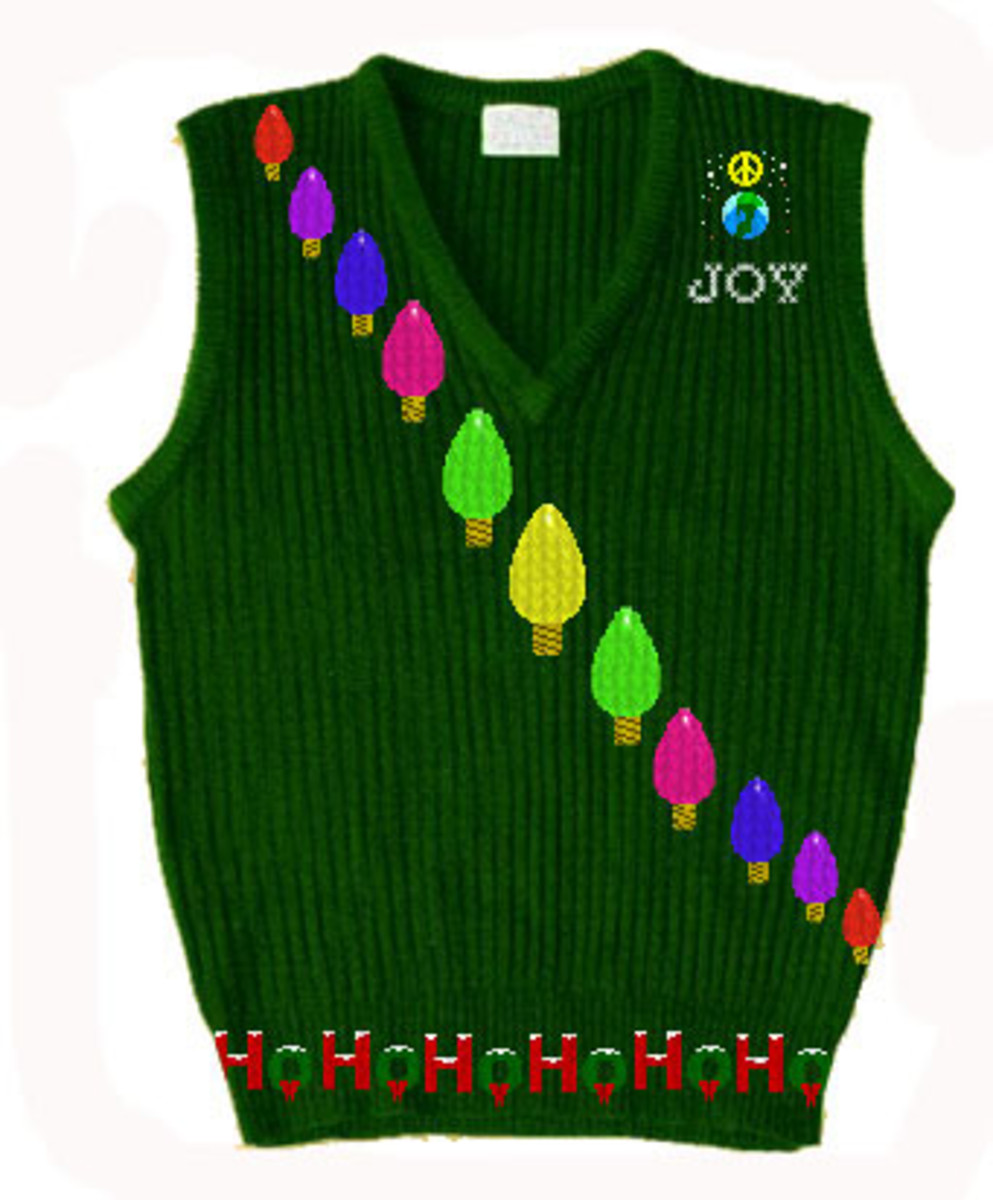 Fun Christmas Sweater!