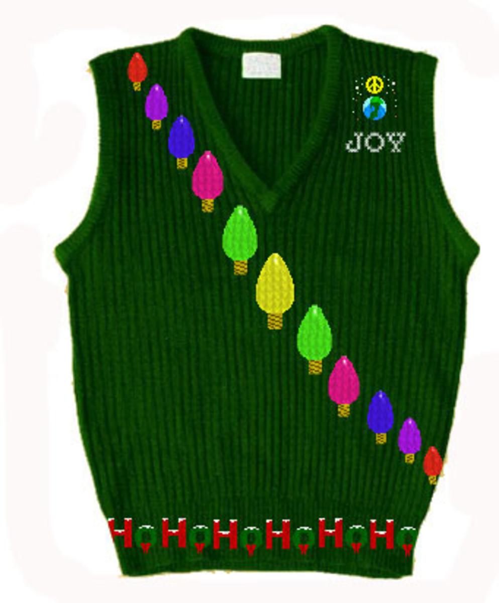 Fun Christmas Sweater!