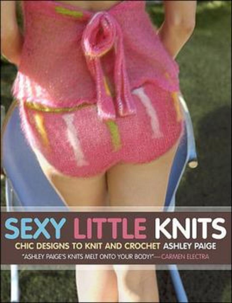 When Knitting Magazines go Wild! - Sexy Little Knits