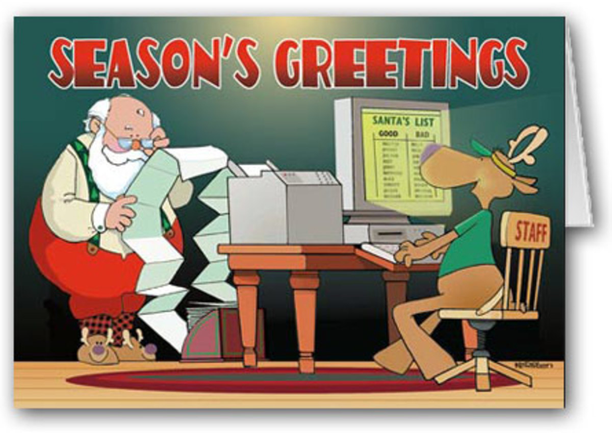 santachristmascards