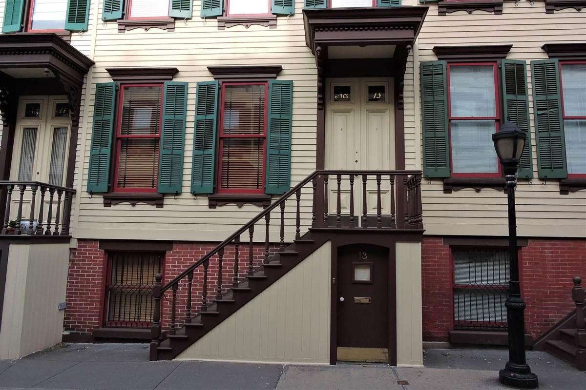 Walk in NYC # 15, in Hudson Heights and Washington Heights
