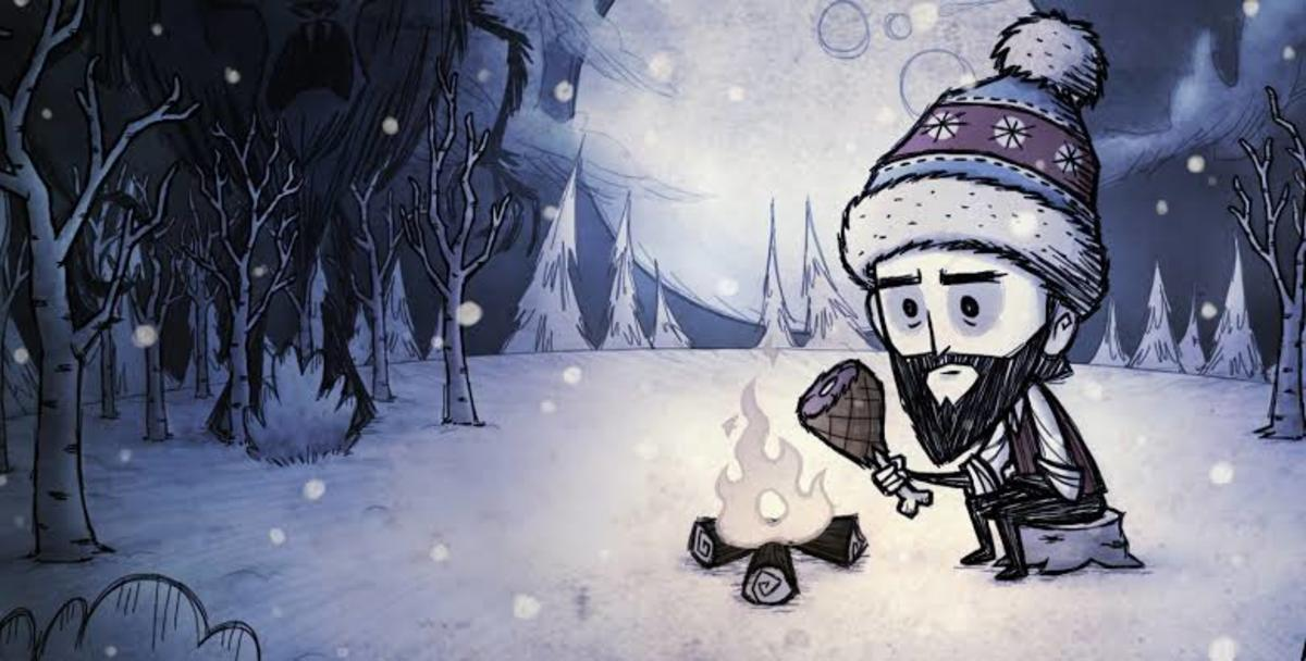 Don't Starve's Winter